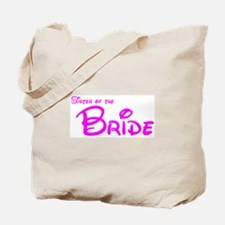 Sister of the Bride's Tote Bag