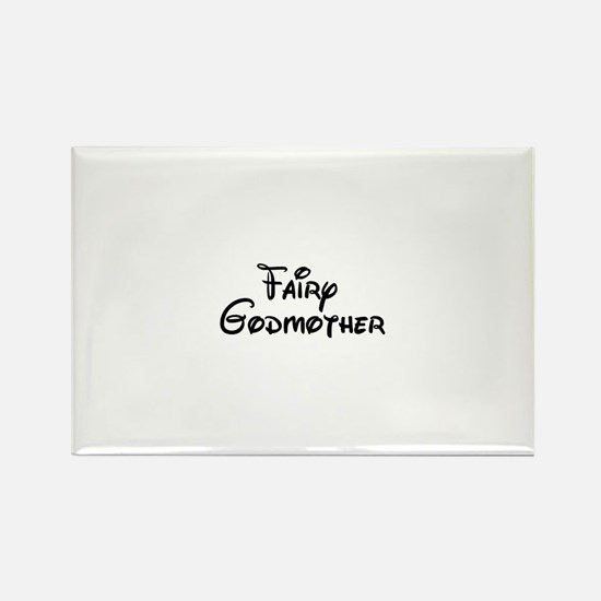 Fairy Godmother's Rectangle Magnet
