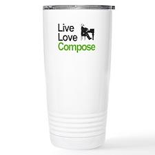 Brahms' Live Love Compose Travel Mug