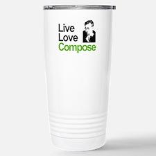 Shosti's Live Love Compose Travel Mug