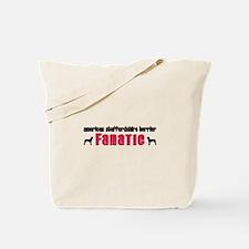 American Staffordshire Terrier Fanatic Tote Bag