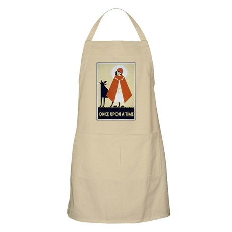 Once Upon a Time BBQ Apron