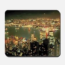 New York at Night Mousepad
