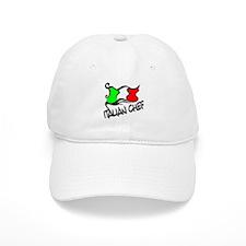 Italian Chef Baseball Cap