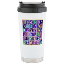 Cute Tatzelwurm Travel Mug