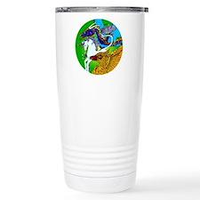 Defenders: Green Travel Mug