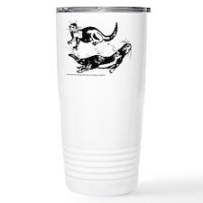 Oriental Small Clawed Otter Travel Mug