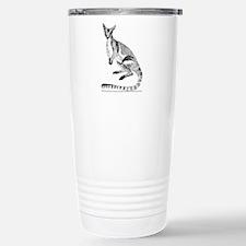 Yellow-footed Rock Wallaby Travel Mug