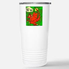 W is for Wyvern Travel Mug