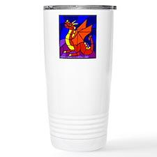 Wyvern Dragon Rock Travel Mug