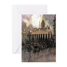 Bank of England (blank) Cards (Pkg.of 6)
