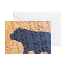 Shadow of the Bear Greeting Cards (Pk of 10)
