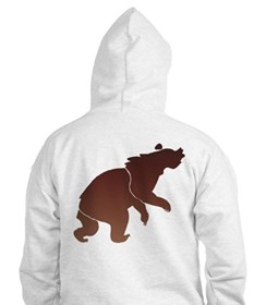 Bull and Bear Jumper Hoody