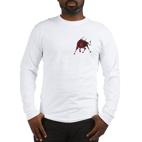 Bull vs Bear Long Sleeve T-Shirt