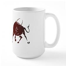 Bear vs Bull Mug