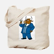 Here's to a Succssful Deal Tote Bag