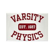 Varsity Physics Rectangle Magnet