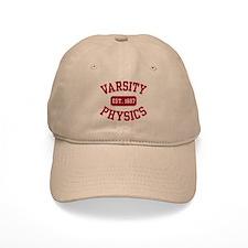 Varsity Physics Baseball Cap
