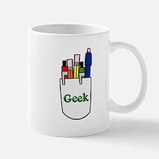 Pocket Protector Geek Mug