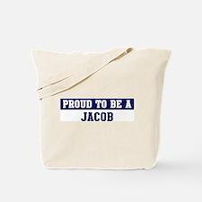 Proud to be Jacob Tote Bag