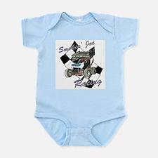 Smokin' Joe Racing Infant Creeper