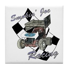 Smokin' Joe Racing Tile Coaster