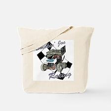 Smokin' Joe Racing Tote Bag