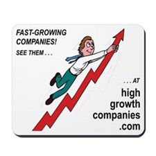 Fast-Growing Companies Mousepad