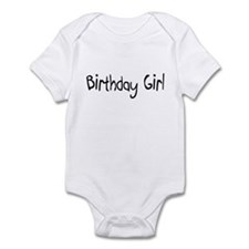 Birthday Girl Infant Bodysuit