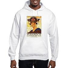 Turandot Poster Hoodie