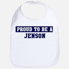 Proud to be Jenson Bib