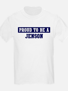 Proud to be Jenson T-Shirt