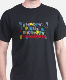 Mackenzie's 8th Birthday T-Shirt