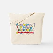 Mackenzie's 8th Birthday Tote Bag
