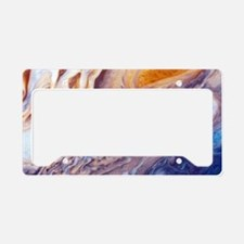 Jupiter Storm License Plate Holder