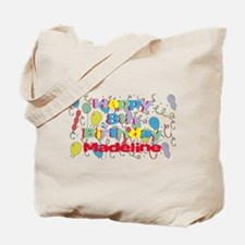 Madeline's 8th Birthday Tote Bag