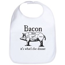 Bacon: It's what's for dinner Bib