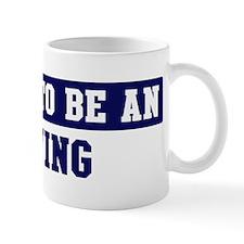 Proud to be Irving Mug