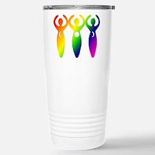 Three Goddesses Travel Mug