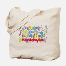 Makayla's 8th Birthday Tote Bag