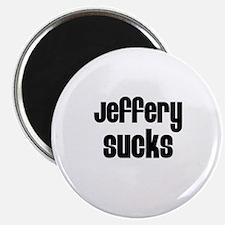 Jeffery Sucks Magnet