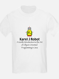 Karel J Robot Kids T-Shirt