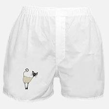 siamese Boxer Shorts