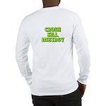 Crush Kill Destroy Long Sleeve T-Shirt