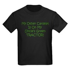 Carseat Uncles Green Tractor T