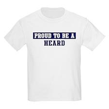 Proud to be Heard T-Shirt