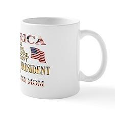 A Woman For President Small Mug