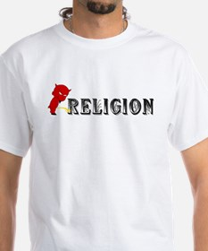 Piss On Religion Tagless T-Shirt (W)