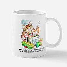 Cajun Chef Cat Mug