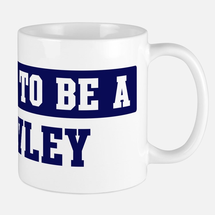 Proud to be Hawley Mug